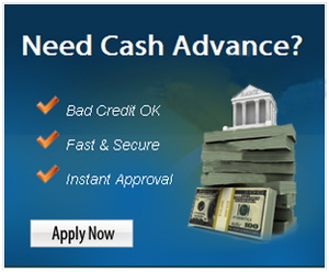 Fast Cash Loans for Bad Credit